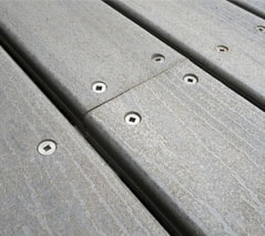 Composite decking get the uk 39 s best price decking hero for Garden decking homebase