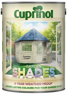 Cuprinol Garden Shades 5 litre tin