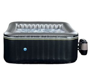 Netspa Alpen square hot tub