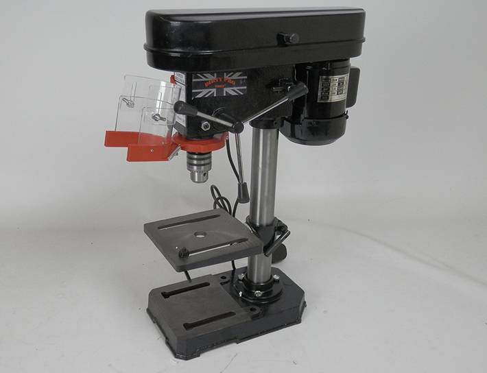 dirty pro tools pillar drill
