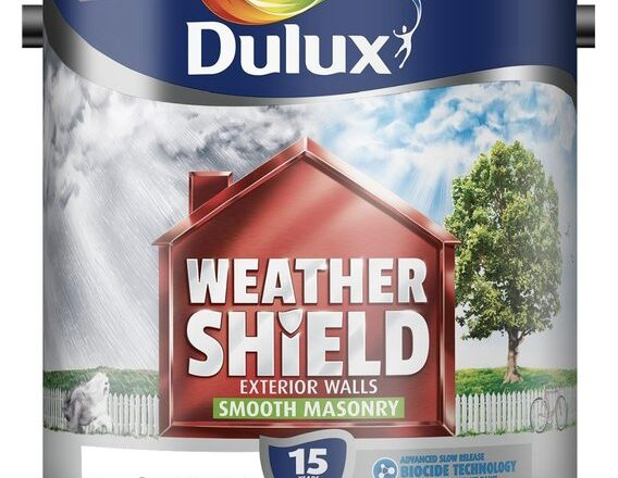 dulux weather shield tin