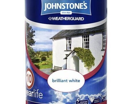 johnstone's smooth tin