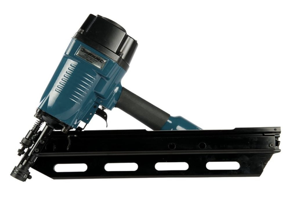 Silverline Air Framing Nailer