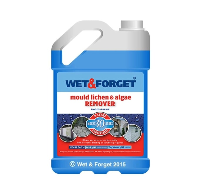 Wet & Forget patio liquid